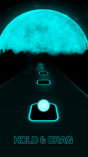 Boulevard der zerbrochenen Träume - Green Day Tiles Neon-Screenshots 1