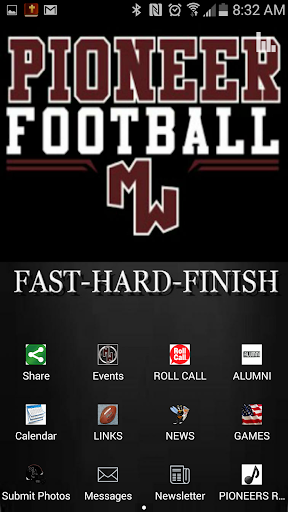 Mt. Whitney Pioneer Football