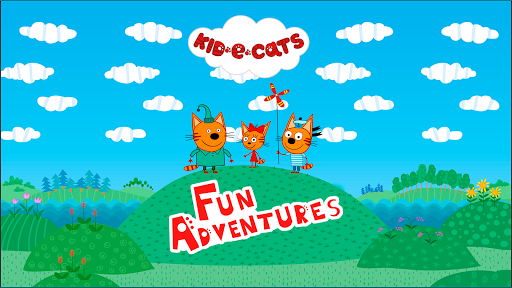 Kid-e-cats: Fun Adventures  captures d'écran 1
