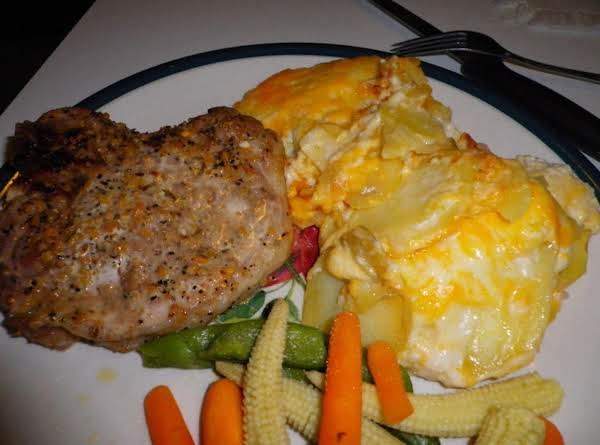 The Best Ever Scalloped Potatoes Recipe