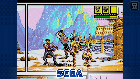 Comix Zone Classic- gambar mini screenshot