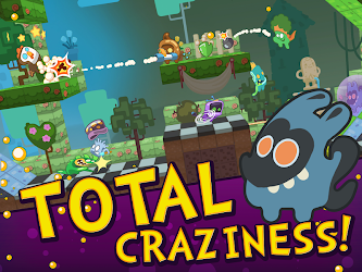 Crazy Rush 1.0 (Unlimited Money) MOD Apk 1