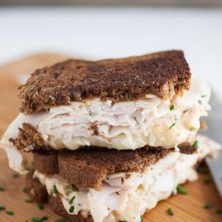 Zesty Chipotle Rachel Sandwich.