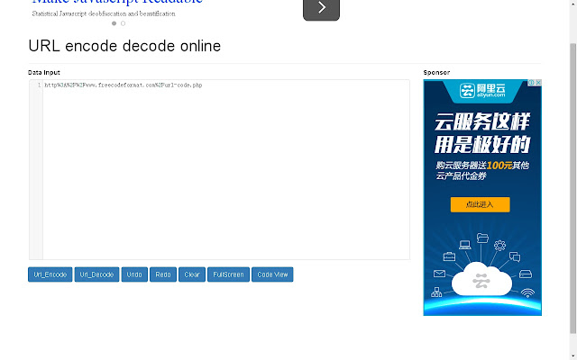 JS / HTML / CSS Tools online