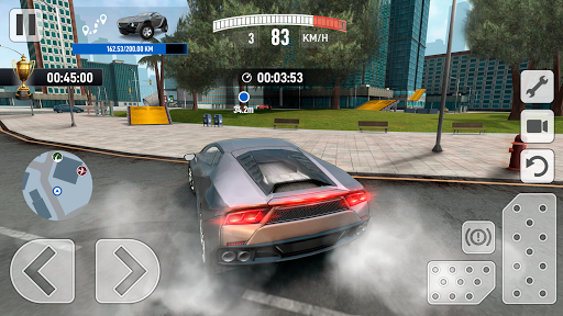 Real Car Driving Experience - Racing game APK MOD screenshots 2