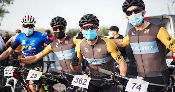 El 'mountain bike' vuelve con fuerza con SDomínguez Producciones