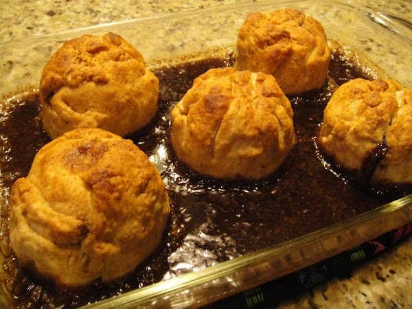 Bake at 500 degrees for 5 to 7 minutes. Reduce heat to 350 degrees;...