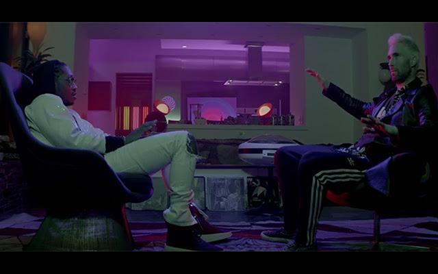 Maroon 5 - Cold ft. Future Tab