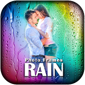 Rain Photo Frames New