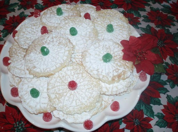 Joan's Italian Pizzelle's Recipe