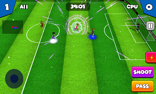 Soccer Heroes! Ultimate Football Games 2018 2.4 de.gamequotes.net 1