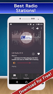 📻 Mozambique Radio FM AM Live screenshot 6