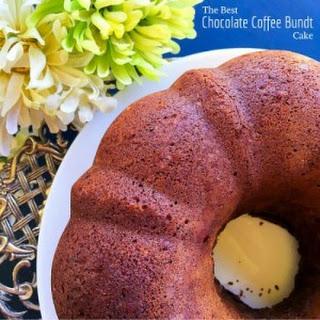 The Best Chocolate Coffee Bundt Cake