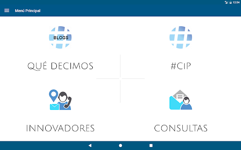 innovadores CIP- screenshot thumbnail