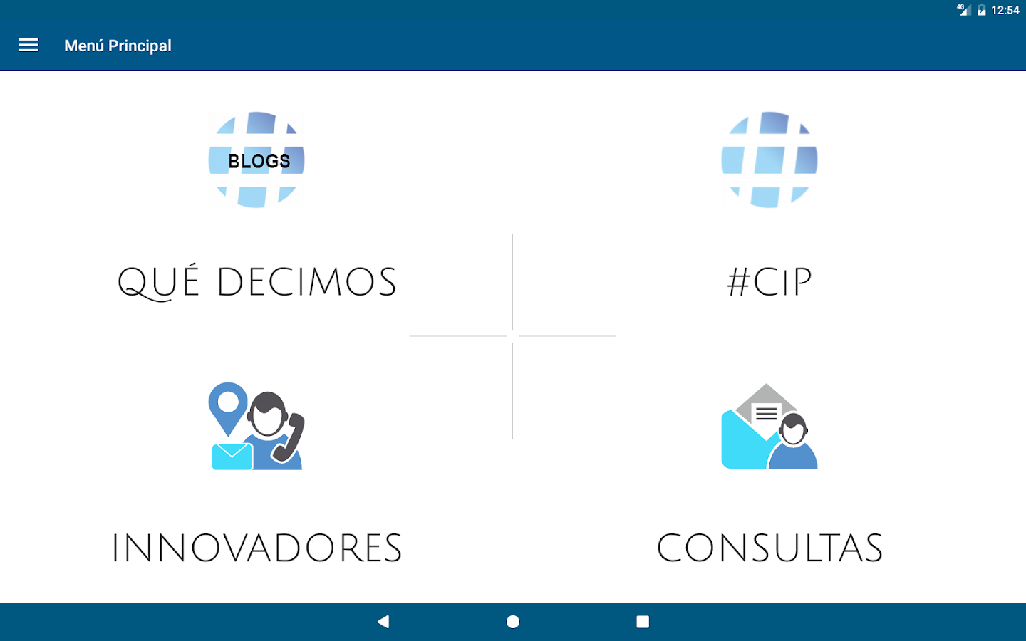 innovadores CIP- screenshot