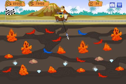 Gold Miner World Tour: Gold Rush Mining Adventure screenshots 2