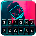 Purge Led Cool Man Keyboard Theme icon