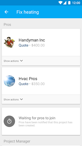 Service.com screenshot