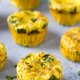 Chicken and Green Chile Egg Muffins Recipe