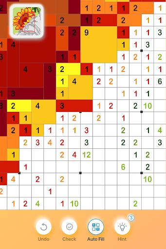 Happy Pixel - Free Nonogram Coloring Puzzle Game 2.5.0 screenshots 18