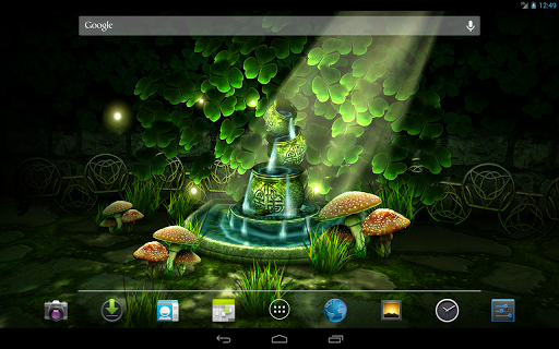 Celtic Garden Free screenshot 9
