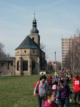 Photo: Hned vedle se nacházel kostel sv. Floriána.