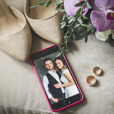 Wedding photographer Darina Sorokina (dariasorokina). Photo of 15.05.2017