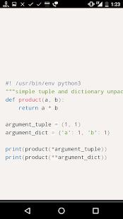 Cool Python - náhled