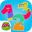 iLearn: Numbers & Counting for Preschoolers icon