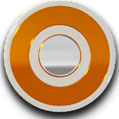 White Orange Icon Pack
