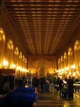 Photo: Auksinė salė, kurią puošia 18 mln. paauksuotų plokštelių mozaika.