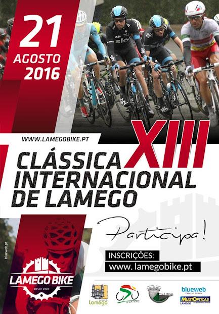 XIII Clássica Internacional - Lamego - 21 de agosto de 2016