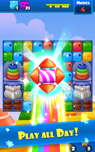 Fruit Cubes Blast - screenshot