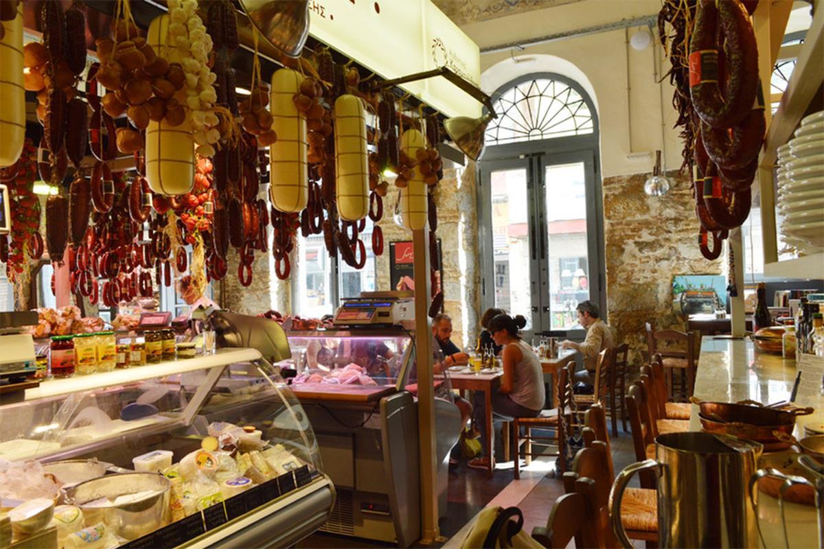 Dove mangiare ad Atene