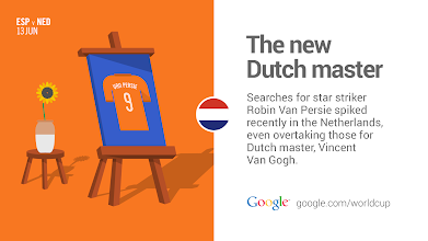Photo: The new dutch master indeed - did you see that header? #NED #GoogleTrends