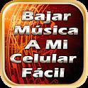 Bajar Música a mi Celular Gratis Guia Fast Facil icon