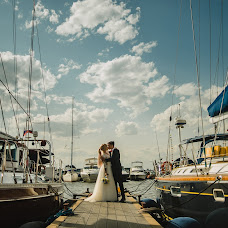 Wedding photographer Danil Treschev (Daniel). Photo of 02.05.2018