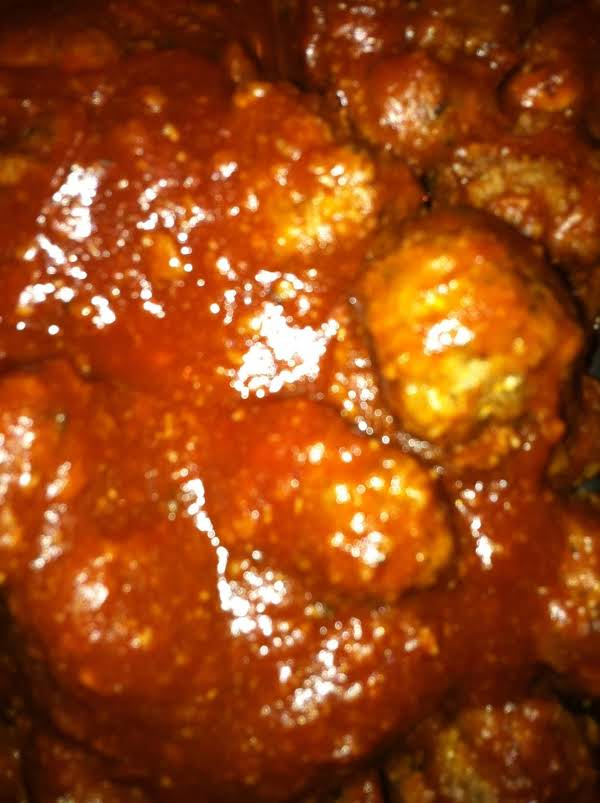 The Sauce Is Good On Meatballs Too!