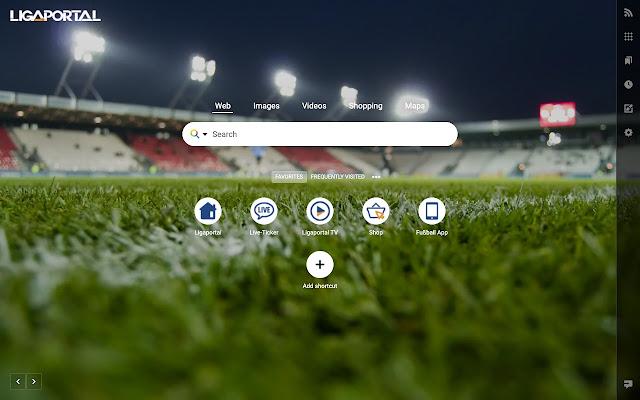 Ligaportal.at - deine Browser-Startseite