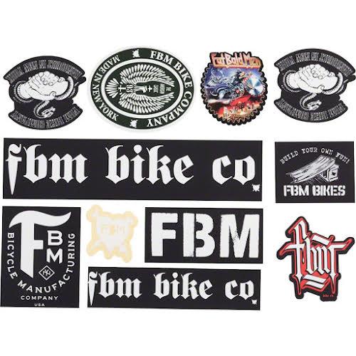 FBM Assorted Sticker Pack