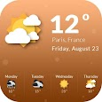 Temperature&Live Weather free apk