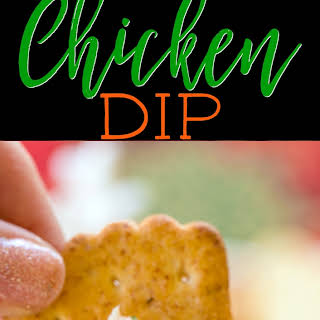 Cracked Out Chicken Dip.