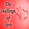 Challenges of love icon