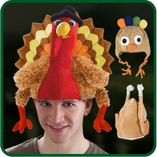 Turkey Hat Photo Editor – Turkey Caps (app)
