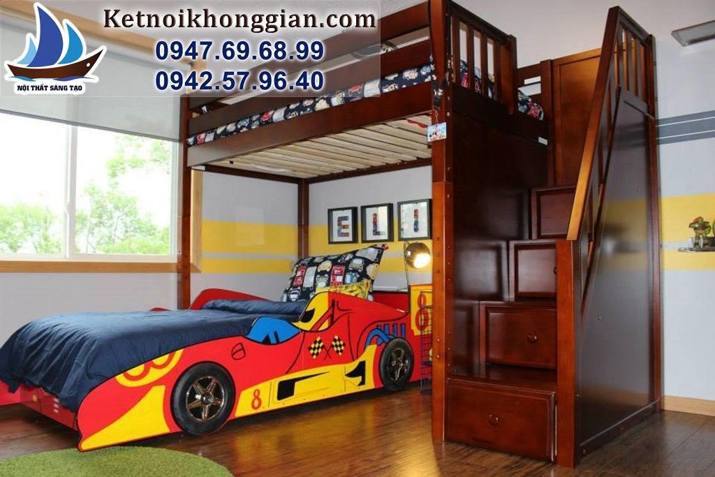 thiết kế phòng ngủ bé trai chuyên nghiệp