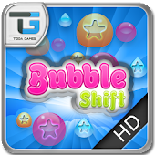 Bubble Shift - Match 3 Puzzle