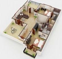 3D Home Layout Design - screenshot thumbnail 02