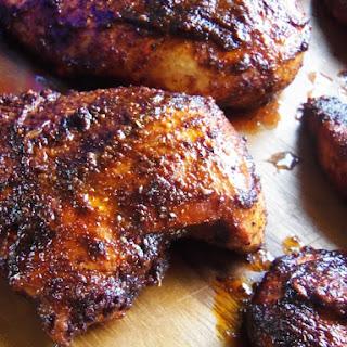 Chile Limon Chicken.