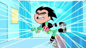 Batman vs Teen Titans: Dark Injustice