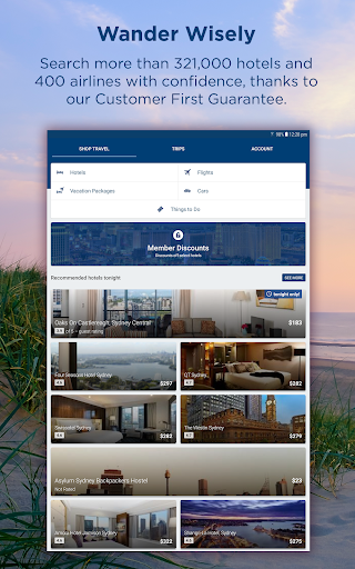Travelocity Hotels & Flights 18.32.0 screenshots 12